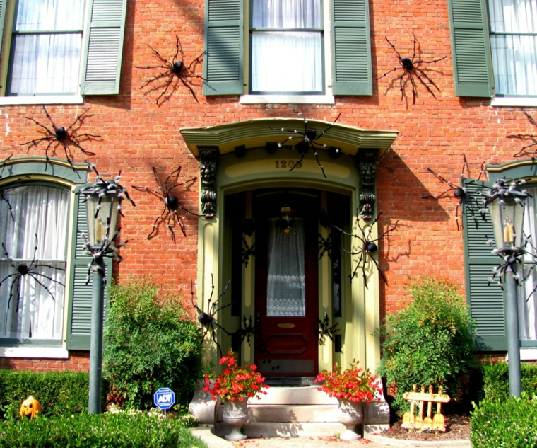 ornamentos halloween-decorate-facade