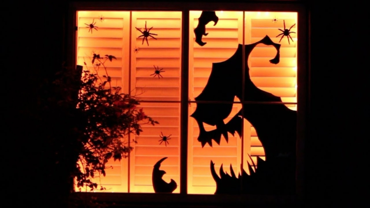 idéias para o halloween-decorar-monstro
