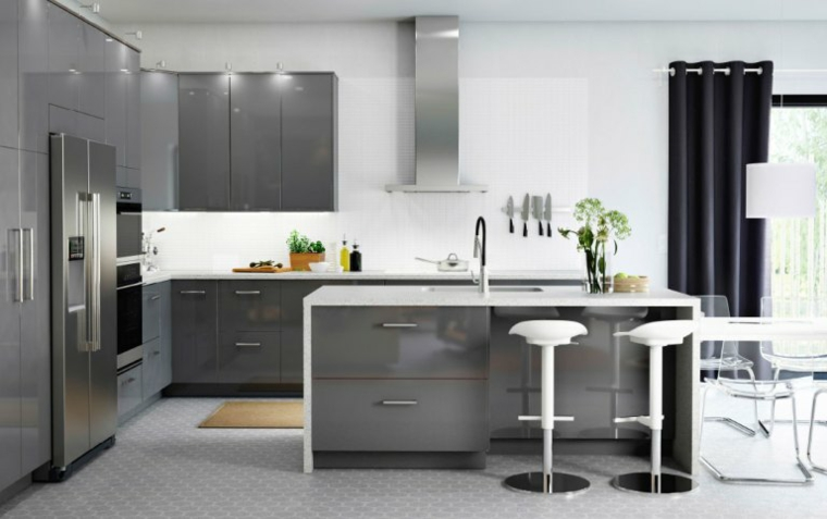 kitchens-ikea-color-grey