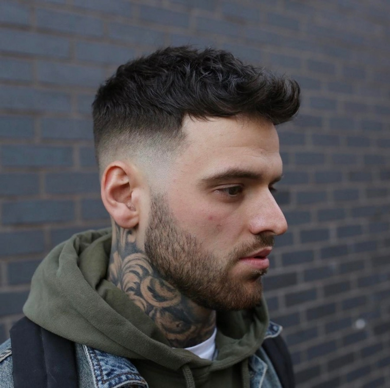 hair-style-2019-Quiff -Fade