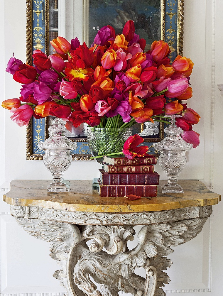 tulips-red-bouquet-decoration