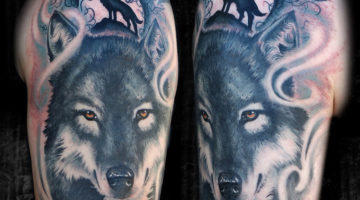 lobo tattoos image