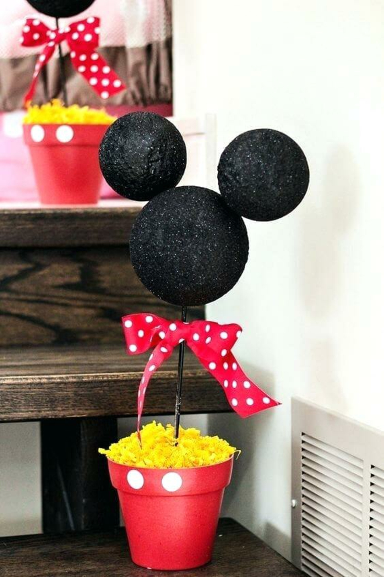Pote do Mickey Mouse