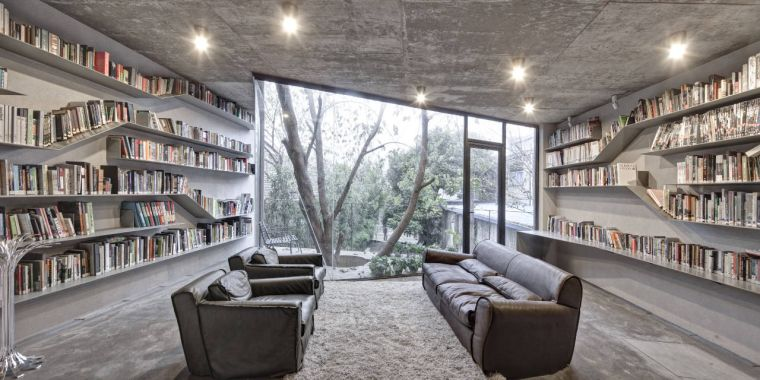 home library room