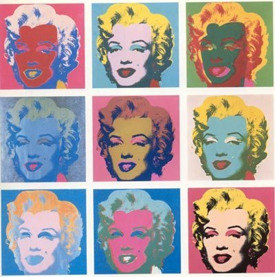 Pop Art, Andy Warhol