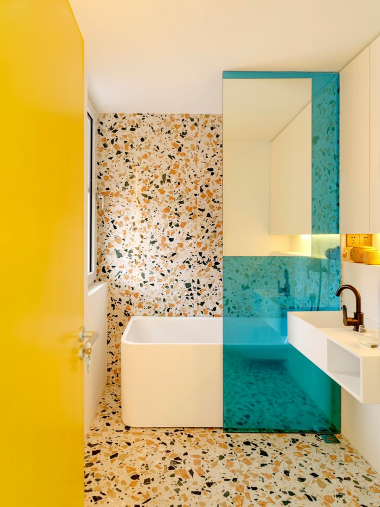 cores do design de interiores