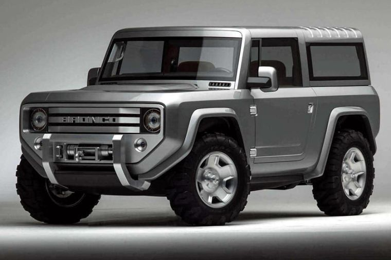 ford bronco 2021 launch
