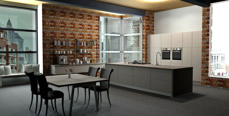 designs-for-kitchens-wall-style