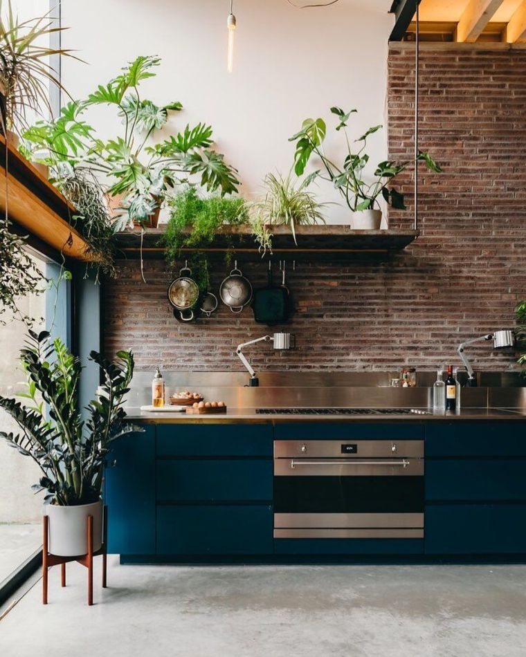 designs-for-kitchens as-furniture-colors