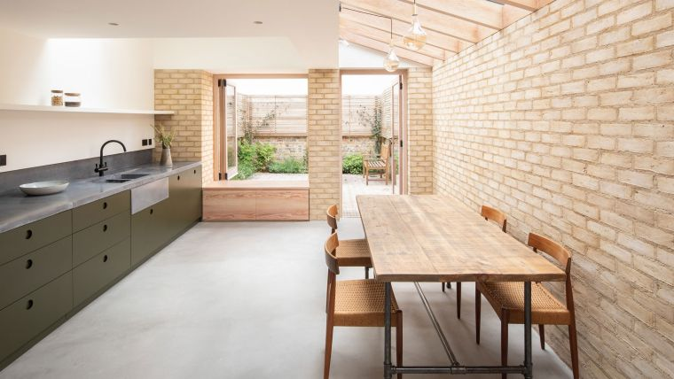 designs-for-kitchens - oliver-leech-architects