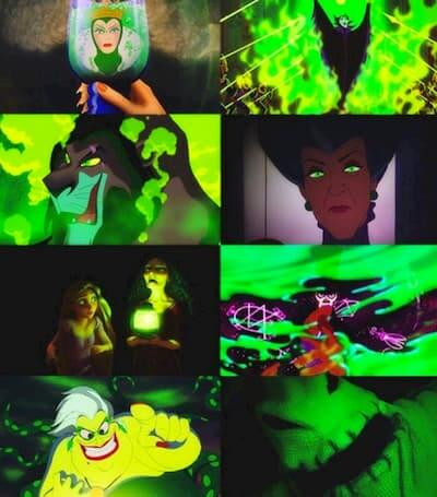 totenart-the-meaning-of-green-in-disney