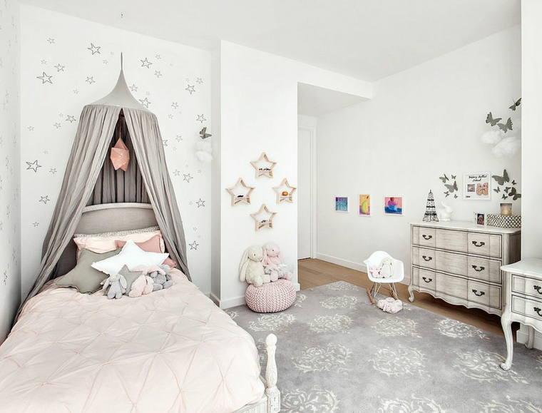 quartos-shabby-chic-ideas-girls