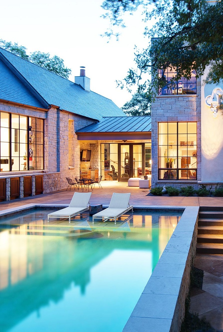 Pool care gardens-with-pool-style-out