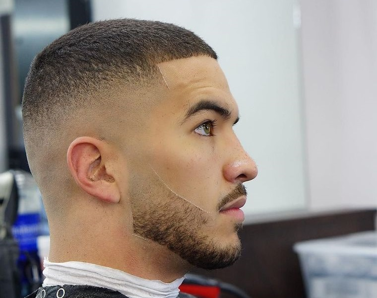 High Fade Mens Haircuts