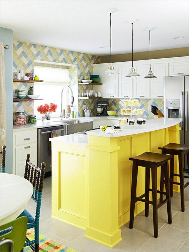kitchen-ideas-color-yellow
