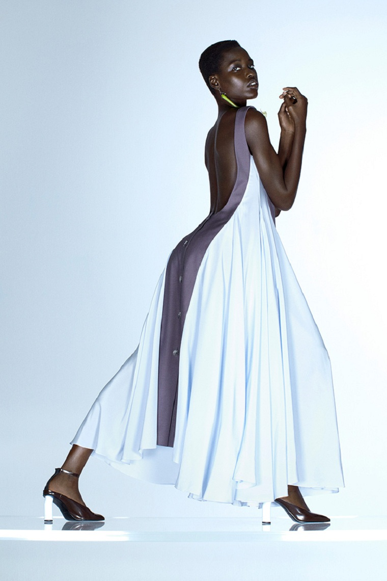 Nina-Ricci-spring-summer-2021-Paris-long-dress
