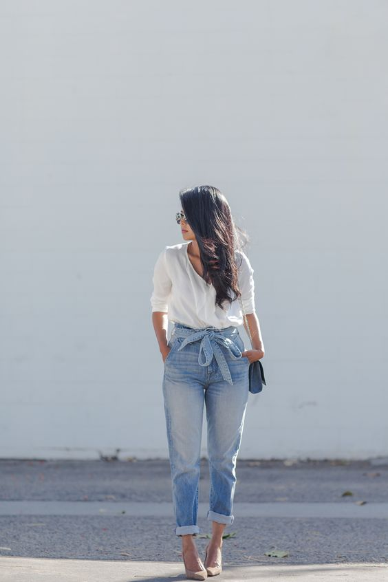 Look casual com jeans