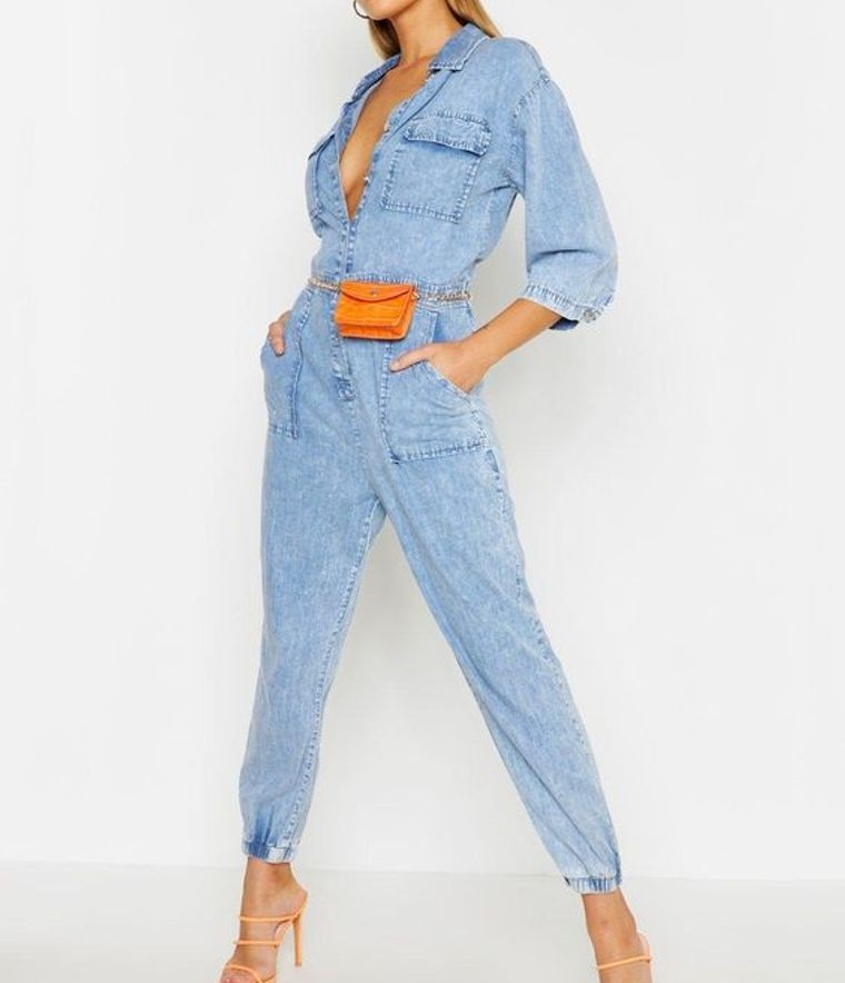 Outfit completo denim