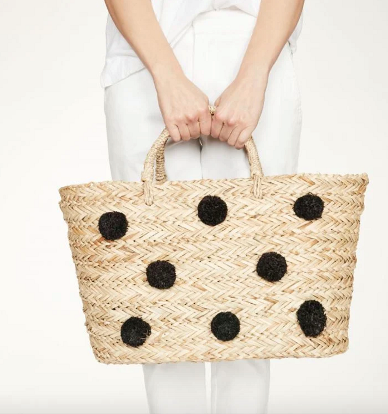 """bag-fabric-points-2021 """"width ="""" 760 """" height = """"811"""" srcset = """"https://casaydiseno.com/wp-content/uploads/2021/07/woven-bag-puntos-2021.png 760w, https://casaydiseno.com/wp-content/ uploads / 2021/07 / bag-woven-dots-2021-280x300.png 280w """"tamanhos ="""" (largura máxima: 760px) 100vw, 760px """"/> </p> <p><strong> Material </strong> </p> <p style="""