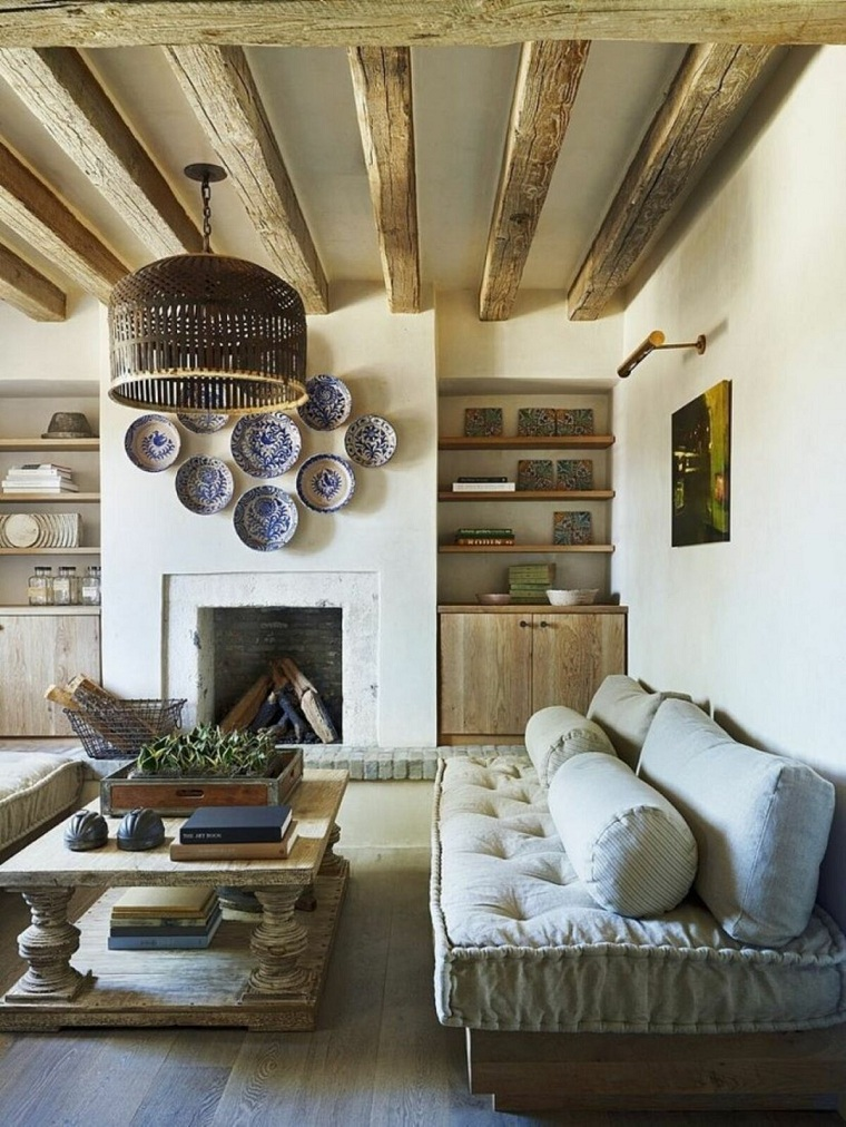 decorate-wall -plates-ideas